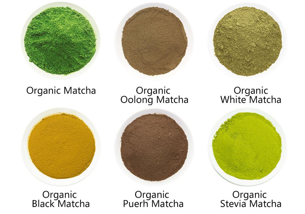 Organic IMO Instant Boba Bubble Milk Matcha Latte Black Tea Flavor Extract Powder