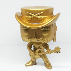 Custom Cartoon design 5inch plastic diy toy figure with metallic plated color