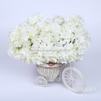 Artificial hydrangea floral arrangements wedding bouquet silk artificial hydrangea floral arrangements wedding bouquet silk artificial hydrangeas michaels artificial flower mightylinksfo