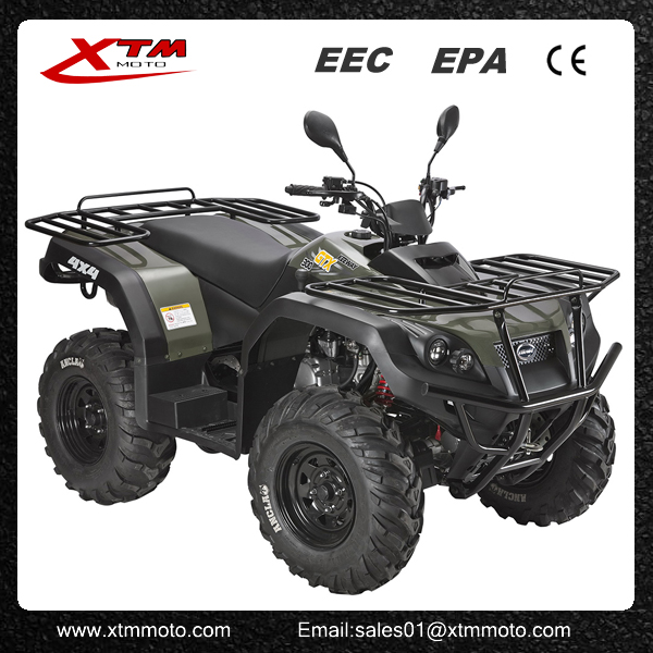 Keeway 300cc street legal ATV 4x4