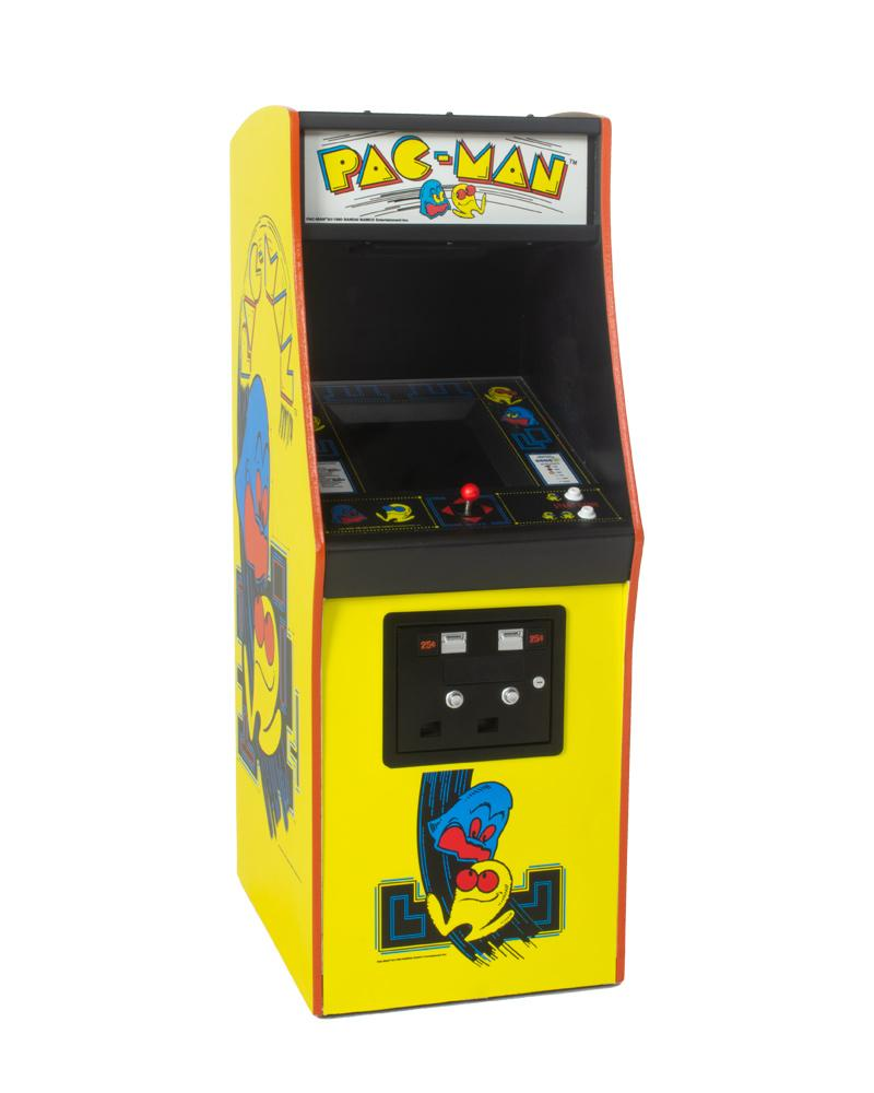 Phenomenal Pac Man Coin Operated Arcade Video Game Machine Pac Man Arcade Cabinet For Sale Buy Operated Operated Game Game Machine Pac Man Product On Download Free Architecture Designs Remcamadebymaigaardcom