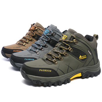 Military Style Anti,slip Outdoor Mens Boots For Walking And Hiking Shoes ,  Buy Outdoor Hiking Shoes For Men,Leather Boots Men,Mens Military Style