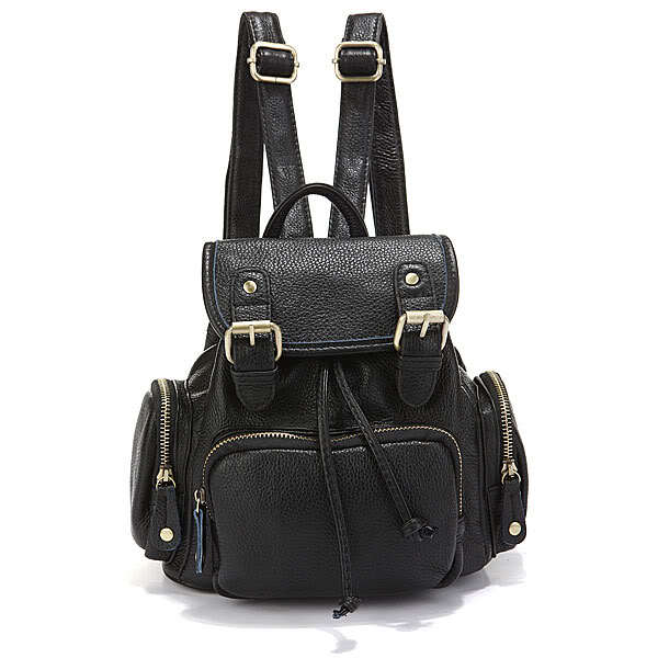 f4eaea39ff94 Buy 100% Real Leather Girl Cute Backpack Satchel Purse Leisure Stroll Style  Small Size Women Backpacks in Cheap Price on m.alibaba.com