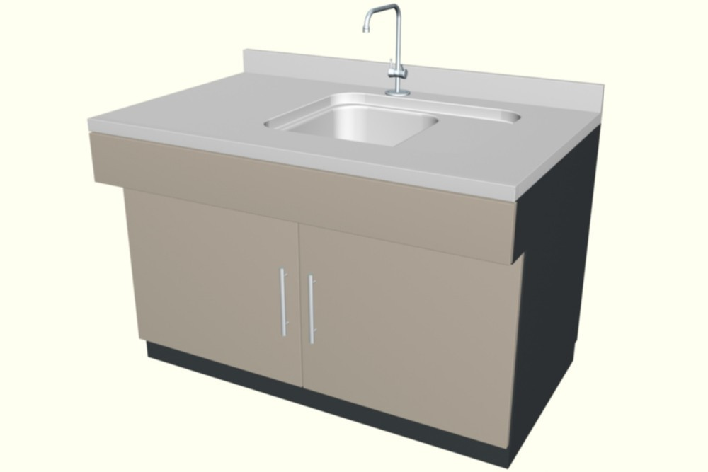 Laboratory Sink Cabinet - Buy Laboratory Furniture Product on ...