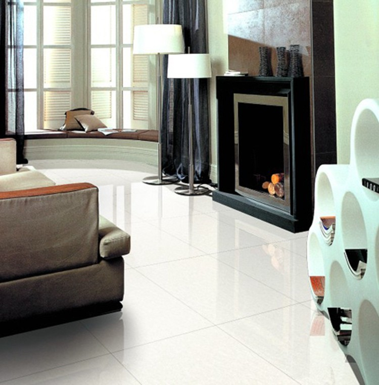 Alibaba Hot Item Philippines Price Kitchen Design 60X60 White Tiles