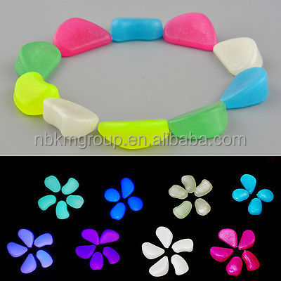Luminous Pebble Stone Glow in the Dark Stone