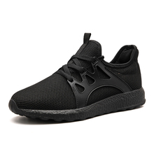 Wholesale personalize running knit sneaker anti slip man sport shoes