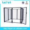 large outdoor wholesale metal galvanized wire mesh dog pens