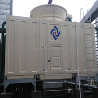 Open Circuit Type Cross Flow Liang Chi Cooling Tower