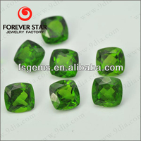 Natural Round Small Size Chrome Diopside for Jewelry with best price