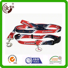 wholesale nylon webbing custom hunting sport print heated dog leashes and collars