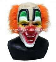 High Quality Hot Sale Slipknot Shawn Clown Mask