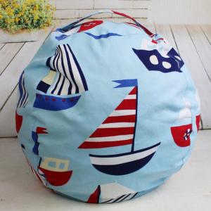 Extra Large Stuffed Animal Toy Storage Bean Bag