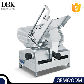 Restaurant safety economic type Quadrupole motor manual or automatic Automatic Meat Slicer
