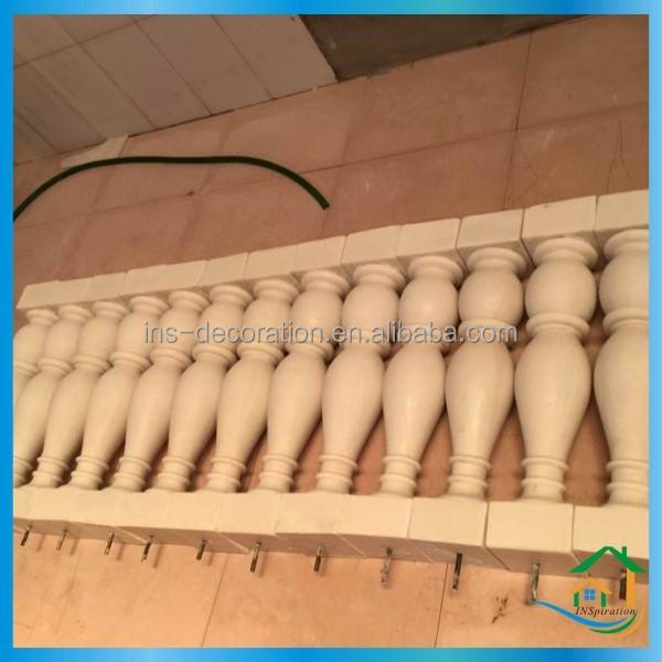 Architectural Stone Balcony Railing