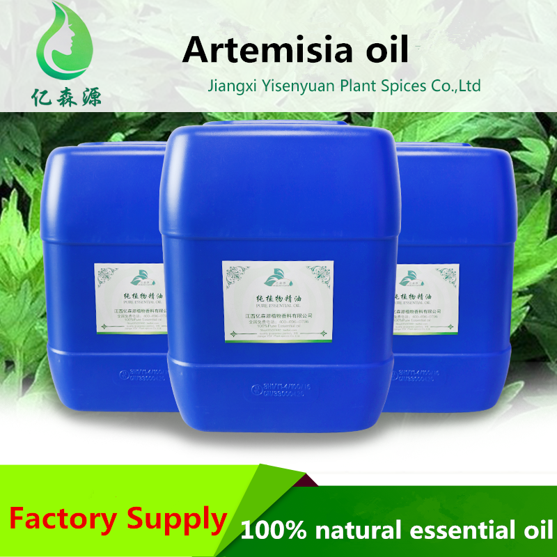 Green Blumea Oil Bulk Essential Oils Companies Absinthe Oil Factory Price  Plastic Drums Package - Buy Oils Companies,Plastic Drums,Green Blumea Oil