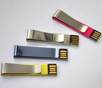 New Metal Bookmarks 4gb mini usb memory flash stick pendrive Genuine 4gb/8gb/16gb/32gb pen drive