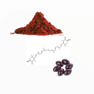 Anti-oxidation Pure Natural 5% Astaxanthin Powder