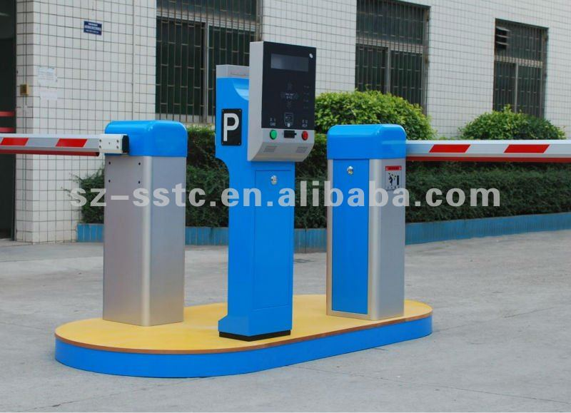 Rfid Automated Car Parking System Software - Buy Car Parking Ticket ...