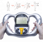 Digital LCD Fat Analyzer BMI Meter Weight Loss Tester Calorie Body Fat Monitor