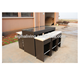 Outdoor bar furniture home bar counter used commercial bar table chairs