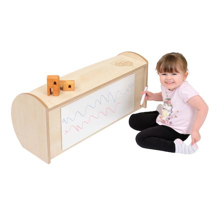 Haute qualité enfants jouet éducatif en bois de rangement pour ...