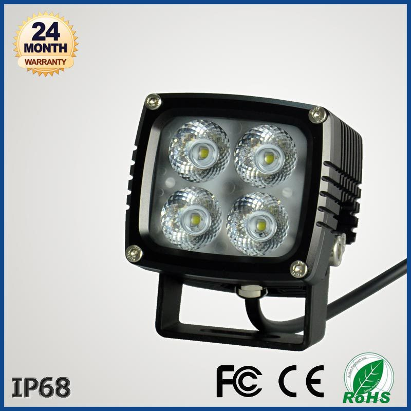 high intensity led work light, 32pcs high power work ligt marine auxiliary light with cree chip