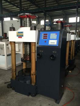 Ye 3000c Digital Display Concrete Compression Testing