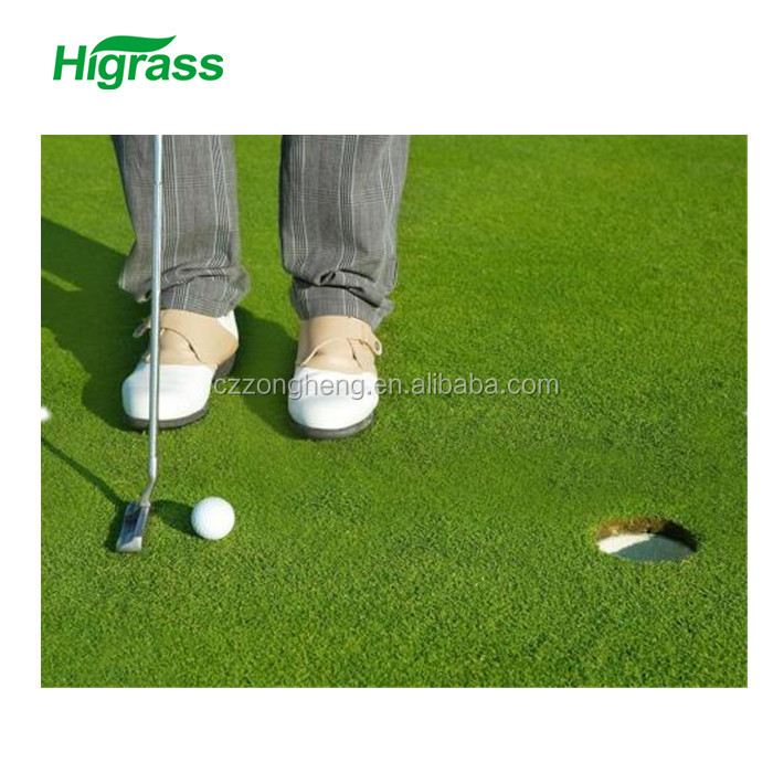 Mini golf putting green kunstgras nep gazon golf veld turf