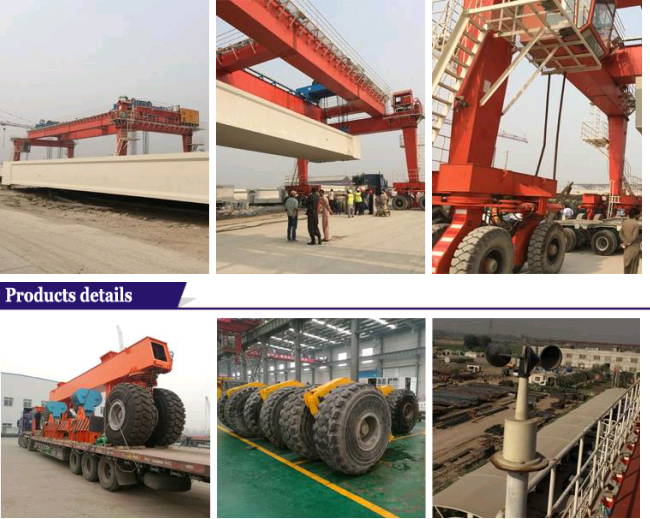 80 ton mobile straddle carrier equipment manufacturer