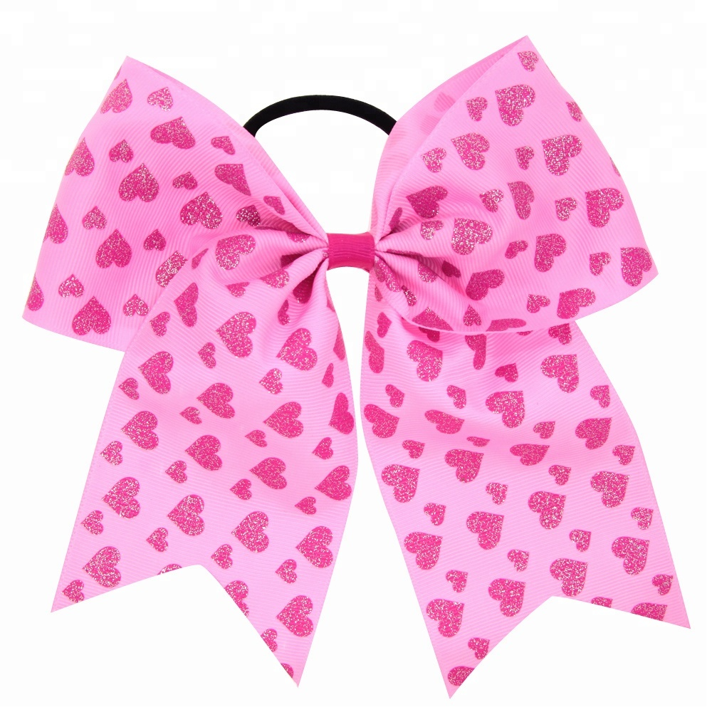 Kids' Clothing, Shoes & Accs Glorious Lol Cheer Bow/ Lol Hair Bow Handmade Hot Pink