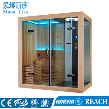 Fashion Steam Shower Room Combination With Sauna House M ...
