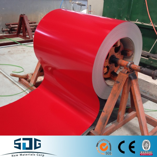 China Manufacturer price SDG Shandong corrossion protection PPGI export to Kazakhstan for building material