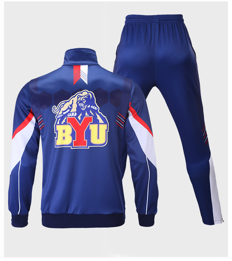 Branded Discount Custom Made Club Slim Tracksuits For Men