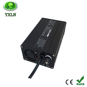 Factory wholesale 20ah 24v 4a li-ion battery charger for e bike / e scooter
