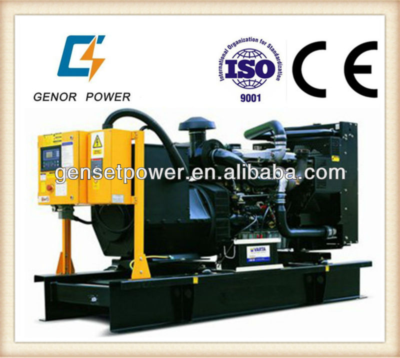 With Perkins Engine Open frame Diesel Generator Set 30kva