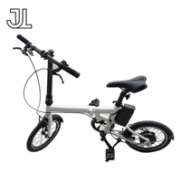 2018 portable electric bike/electric bicycle/mini folding e-bike made in China