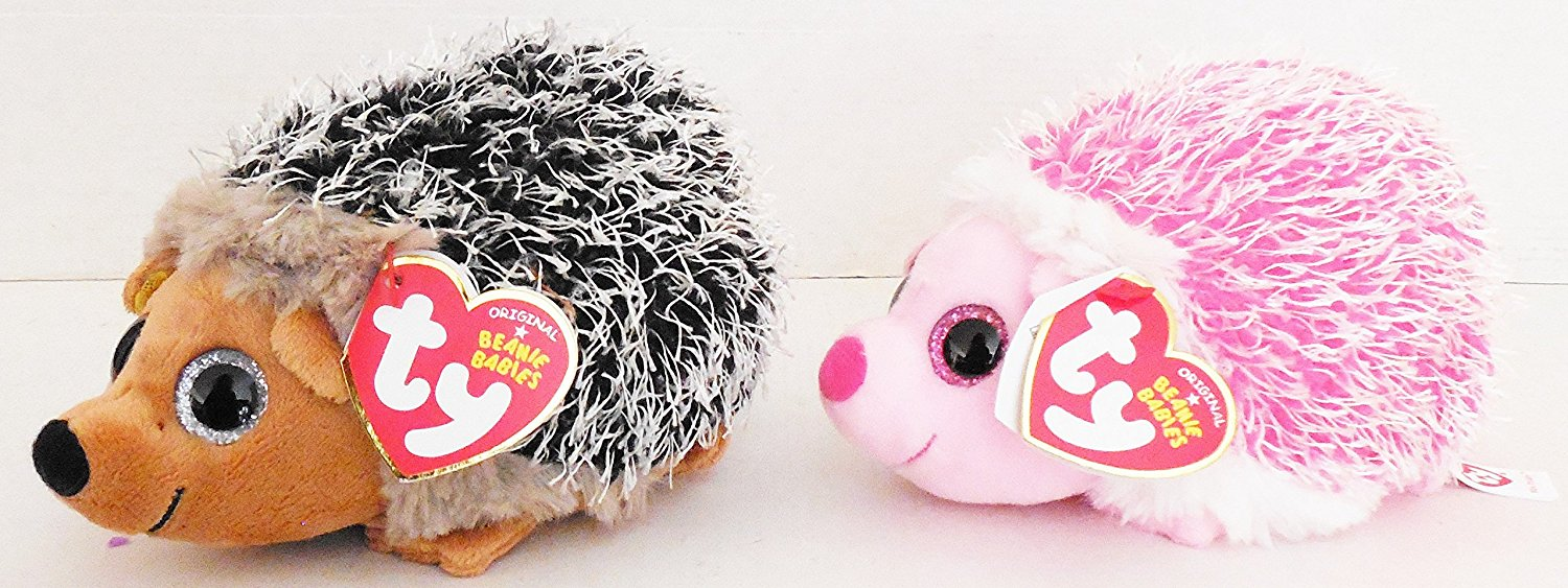 5fce3557ced Buy Ty Beanie Babies Mrs. Prickly The Pink Hedgehog Plush in Cheap ...