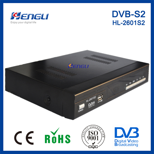 FTA HD satellite receiver DVB-S2 8psk receiver