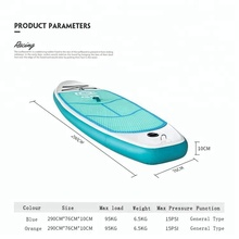 China fabricar prancha inflável stand up paddle board