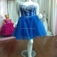 women fashion party dress short length glitter dress with rhinestones