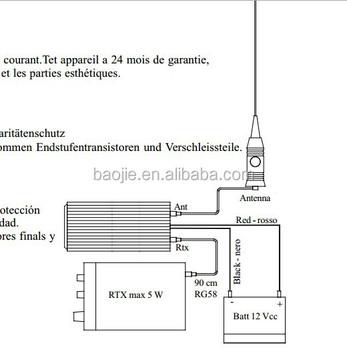 cb amplifier wiring diagram control cables \u0026 wiring diagram