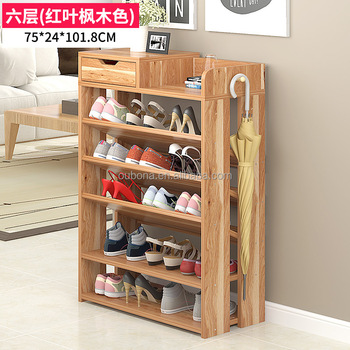 6 Tier Multilayers Wooden Shoe Rack Pine Storage Cabinet Changing Stool Wood Bench Product On Alibaba