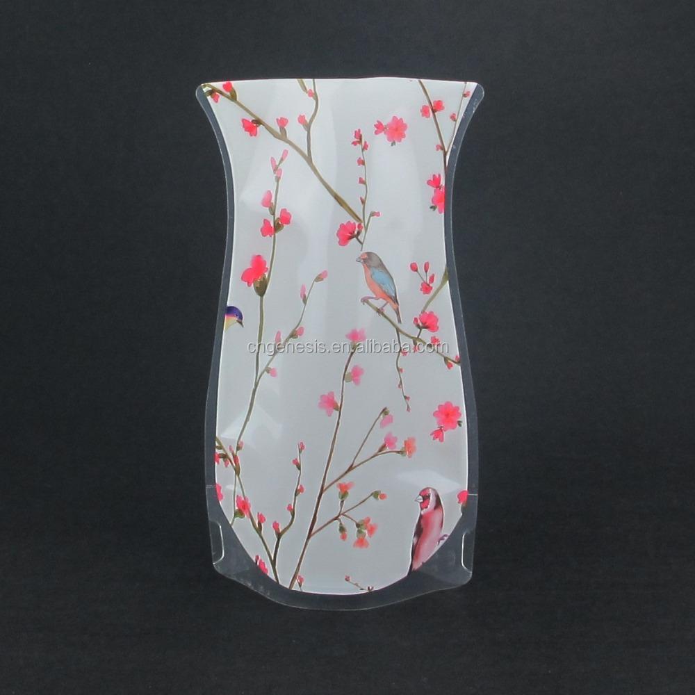 Foldable flat plastic vase foldable flat plastic vase suppliers foldable flat plastic vase foldable flat plastic vase suppliers and manufacturers at alibaba reviewsmspy