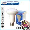 Factory supply! New Wireless Bluetooth 4.0 APP Smart LED Night Light Bulb Audio Music RGB Lamp