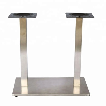New Design Commercial Use Furniture Table Bases For Granite Tops - Commercial table bases