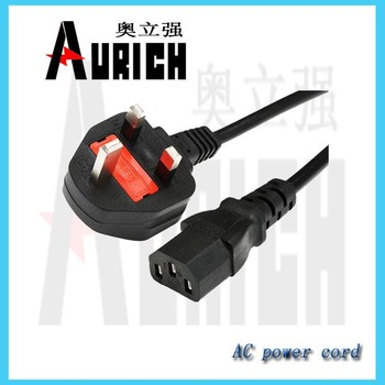 Saudi Arabia Electric Plug Cord Set Electric Wire Color Code Power ...