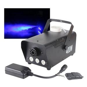 400w Stage Fog Machine 3x1w LED light Smoke Machine with Remote Control