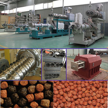 Popular fish ball food pellet making extruder machine