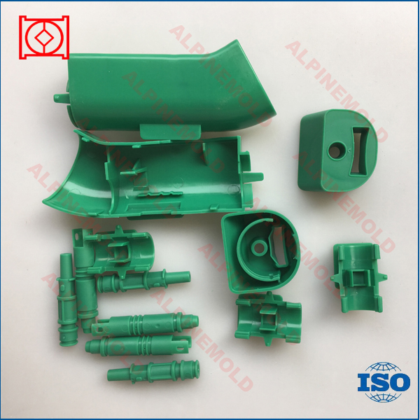 Custom ABS /PVC /Nylon plastic injection moulding